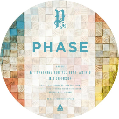 Phase - Anything for You / Diffusor - Unearthed Sounds