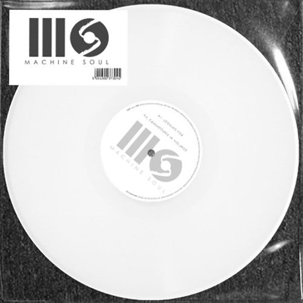 "V/A - Machine Soul [Ltd Edition 12"" White Vinyl] - Unearthed Sounds"