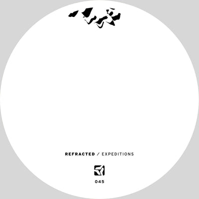 Refracted - Expeditions EP [incl. Exium Remix] - Unearthed Sounds
