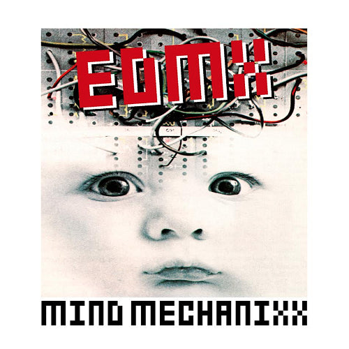 EDMX - Mind Mechanixx , Vinyl - Power Vacuum, Unearthed Sounds