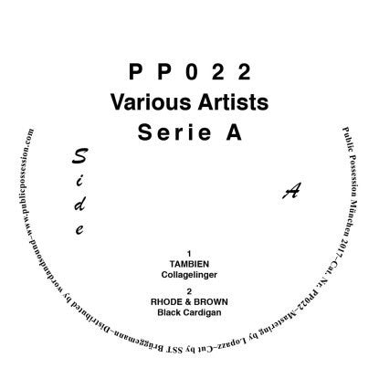 Tambien, Obalski, Mr. Tophat, Rhode & Brown - Serie A Compilation