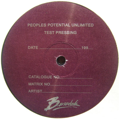 Benedek ‎– Test Pressing - Unearthed Sounds, Vinyl, Record Store, Vinyl Records