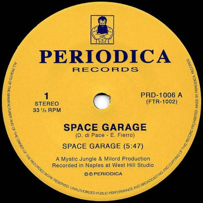 Space Garage - Space Garage - Unearthed Sounds, Vinyl, Record Store, Vinyl Records