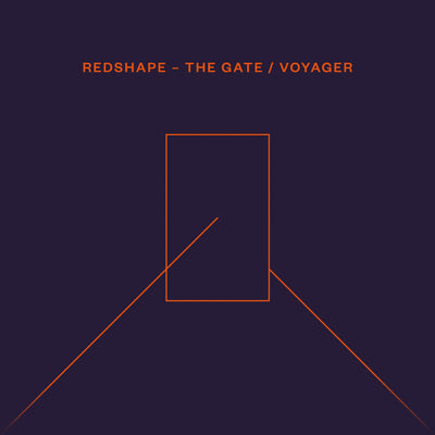Redshape - The Gate / Voyager - Unearthed Sounds, Vinyl, Record Store, Vinyl Records