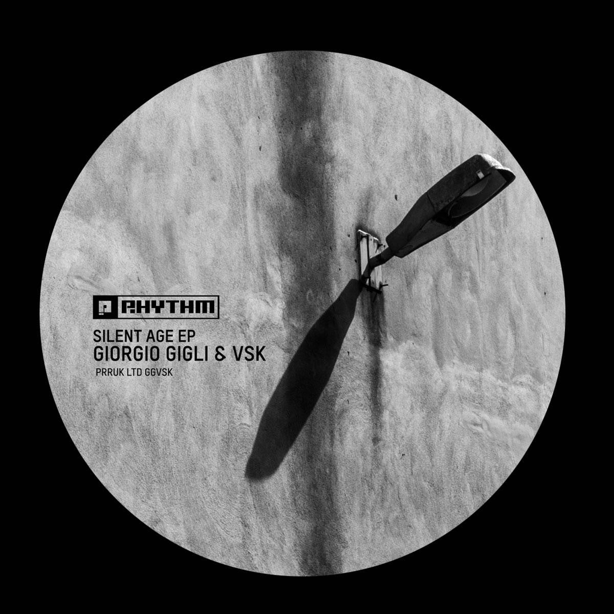 Giorgio Gigli & VSK - Silent Age EP , Vinyl - Planet Rhythm, Unearthed Sounds