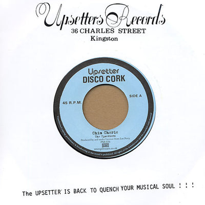 The Upsetters - Chim Cherie - Unearthed Sounds