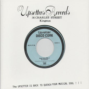 "The Upsetters - Lama Lava [7"" Vinyl] - Unearthed Sounds"