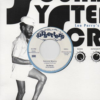 "Bob Marley & The Upsetters - Natural Mystic (Original 1st Cut) [7"" Vinyl] , Vinyl - Pressure Sounds, Unearthed Sounds"
