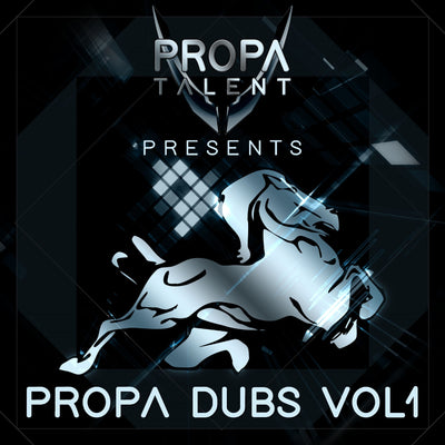 DJRap - Propa Dubs Vol 1 - Unearthed Sounds