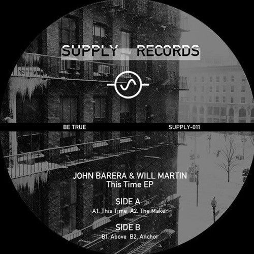 John Barera and Will Martin - This Time - Unearthed Sounds