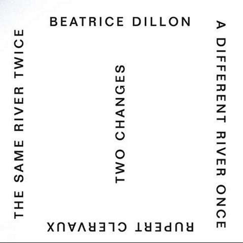 Beatrice Dillion and Rupert Clervaux - Two Changes