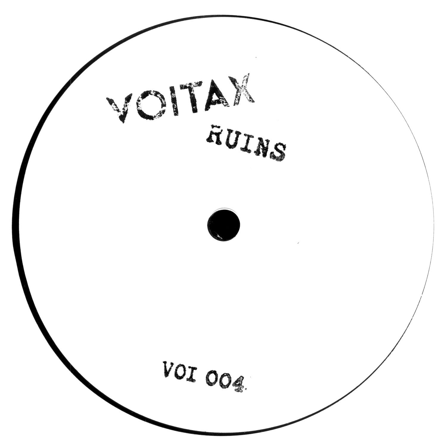 Voitax - Ruins , Vinyl - Voitax, Unearthed Sounds