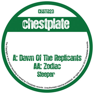 Sleeper - Dawn Of The Replicants/ Zodiac - Unearthed Sounds