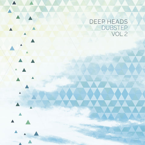 "Deep Heads Dubstep Vol. 2 [2x12"" Vinyl]"