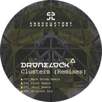 Dronelock - Clusters - Unearthed Sounds, Vinyl, Record Store, Vinyl Records