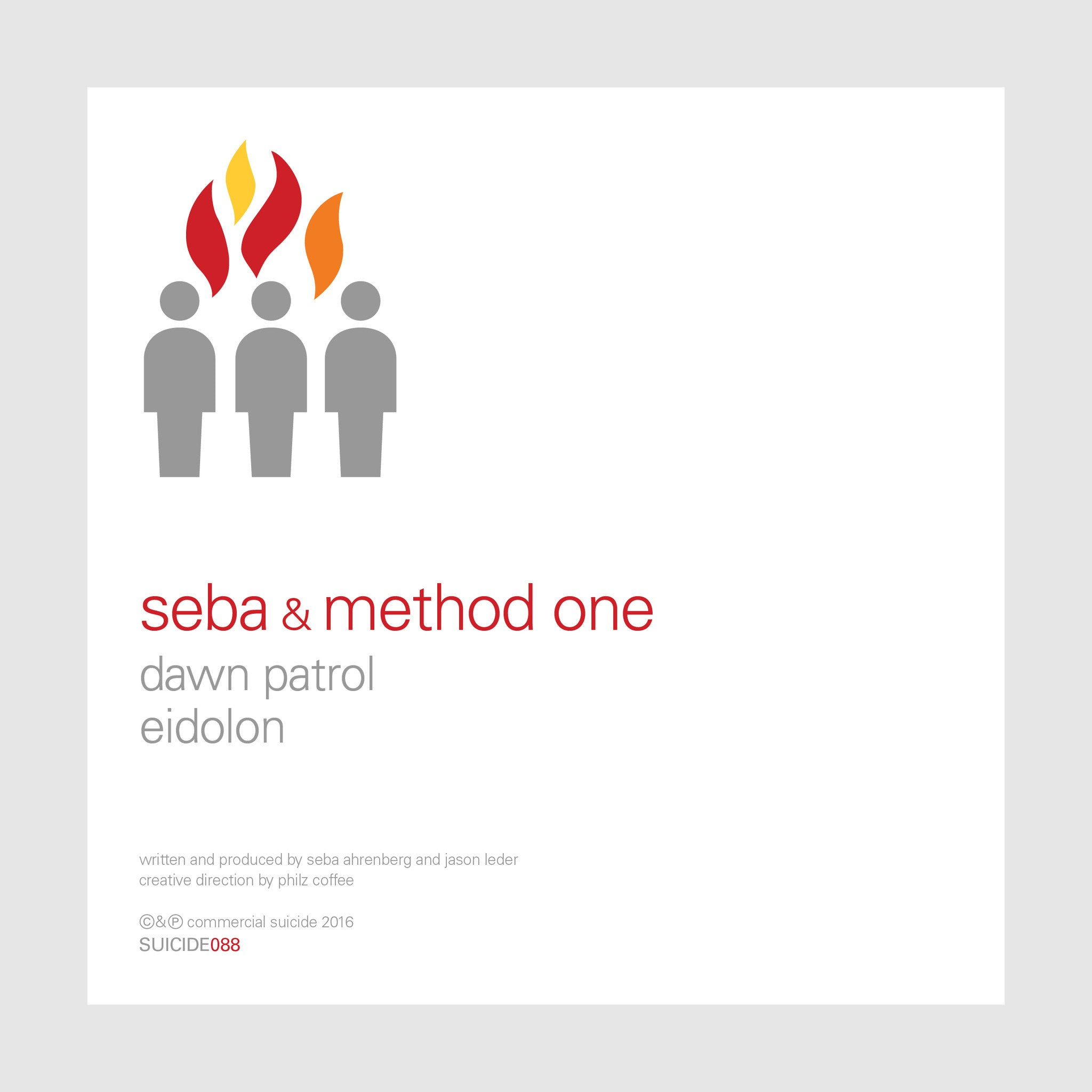 Seba & Method One - Dawn Patrol / Eidelon - Unearthed Sounds