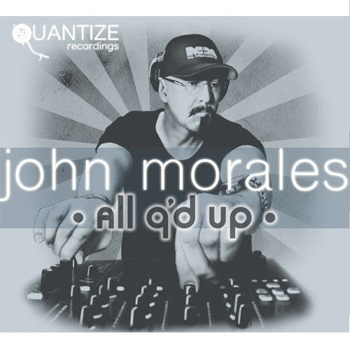 John Morales - All Q'd Up (2xCD) , CD - Quantize Records, Unearthed Sounds