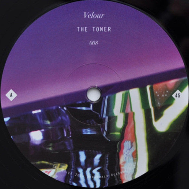 Velour - The Tower/ Plato's Retreat - Unearthed Sounds
