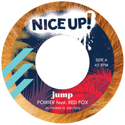 Jump - Poirier (feat. Red Fox) - Unearthed Sounds, Vinyl, Record Store, Vinyl Records