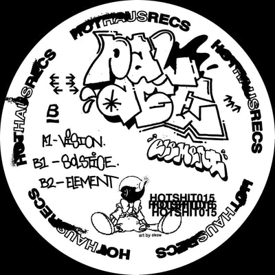 Palace - Vision EP - Unearthed Sounds