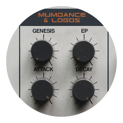 Mumdance & Logos - Genesis - Unearthed Sounds, Vinyl, Record Store, Vinyl Records