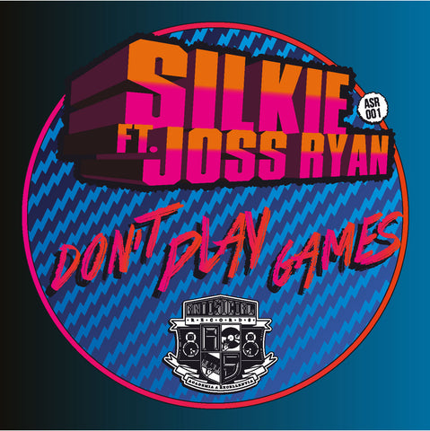 Silkie ft. Joss Ryan - Don't Play Games EP