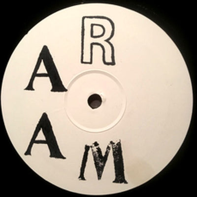 "Raam - Raam 7.7 [Stamped 12"" White Label Vinyl] - Unearthed Sounds"