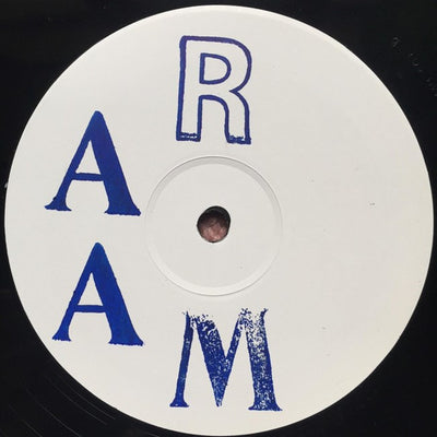 "Raam - Raam 8.8 [Stamped 12"" White Label Vinyl] - Unearthed Sounds"