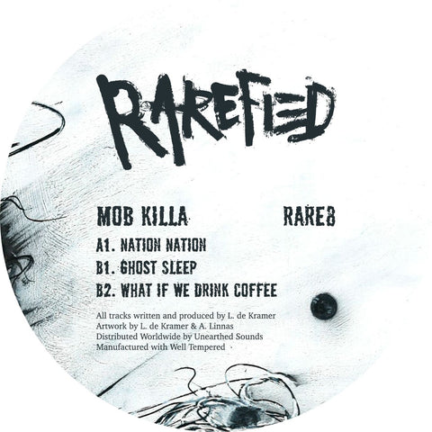 Mob Killa - What if we Drink Coffee