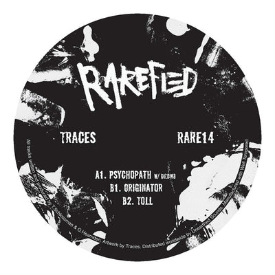 Traces - Psychopath - Unearthed Sounds