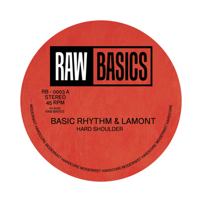 Basic Rhythm & Lamont - Hard Shoulder / Spring Back - Unearthed Sounds