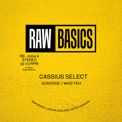 Cassius Select & Ebb - Cassius Select & Ebb - Unearthed Sounds