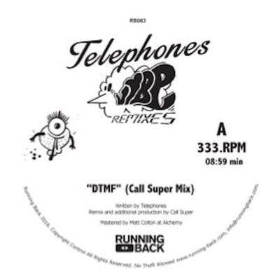 Telephones - Vibe Remixes by Call Super & DJ Fett Burger - Unearthed Sounds