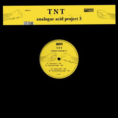 Tnt - Analogue Acid Project 3 - Unearthed Sounds