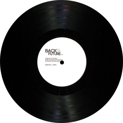 Various Artists - Back To The Future EP 4 , Vinyl - rebirth, Unearthed Sounds