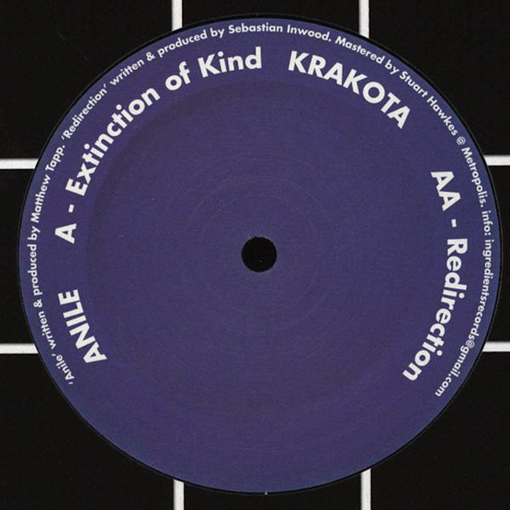 Anile / Krakota - Extinction of Kind / Redirection