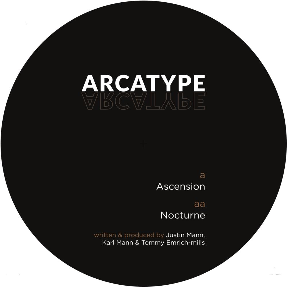 Arcatype - Ascension / Nocturne , Vinyl - Ingredients Records, Unearthed Sounds