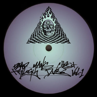 "Dead Man's Chest - Trilogy Dubs Vol.1 [10"" Vinyl Repress] - Unearthed Sounds"