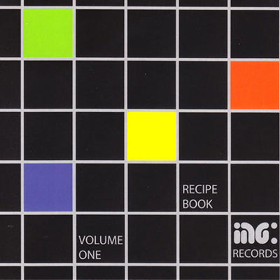 Various Artists - Recipe Book vol.1 - Unearthed Sounds, Vinyl, Record Store, Vinyl Records
