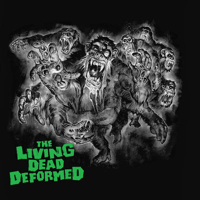 Deformer - The Living Dead Deformed [Green Vinyl] - Unearthed Sounds