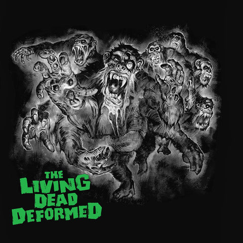 Deformer - The Living Dead Deformed [Green Vinyl]
