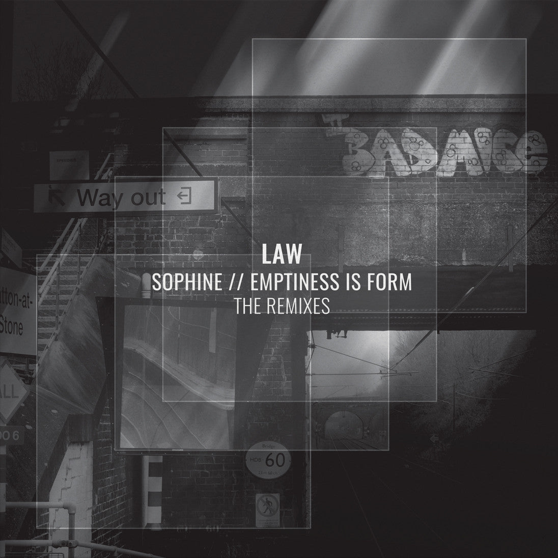 Law - Sophine / Emptiness Is Form (The Remixes)