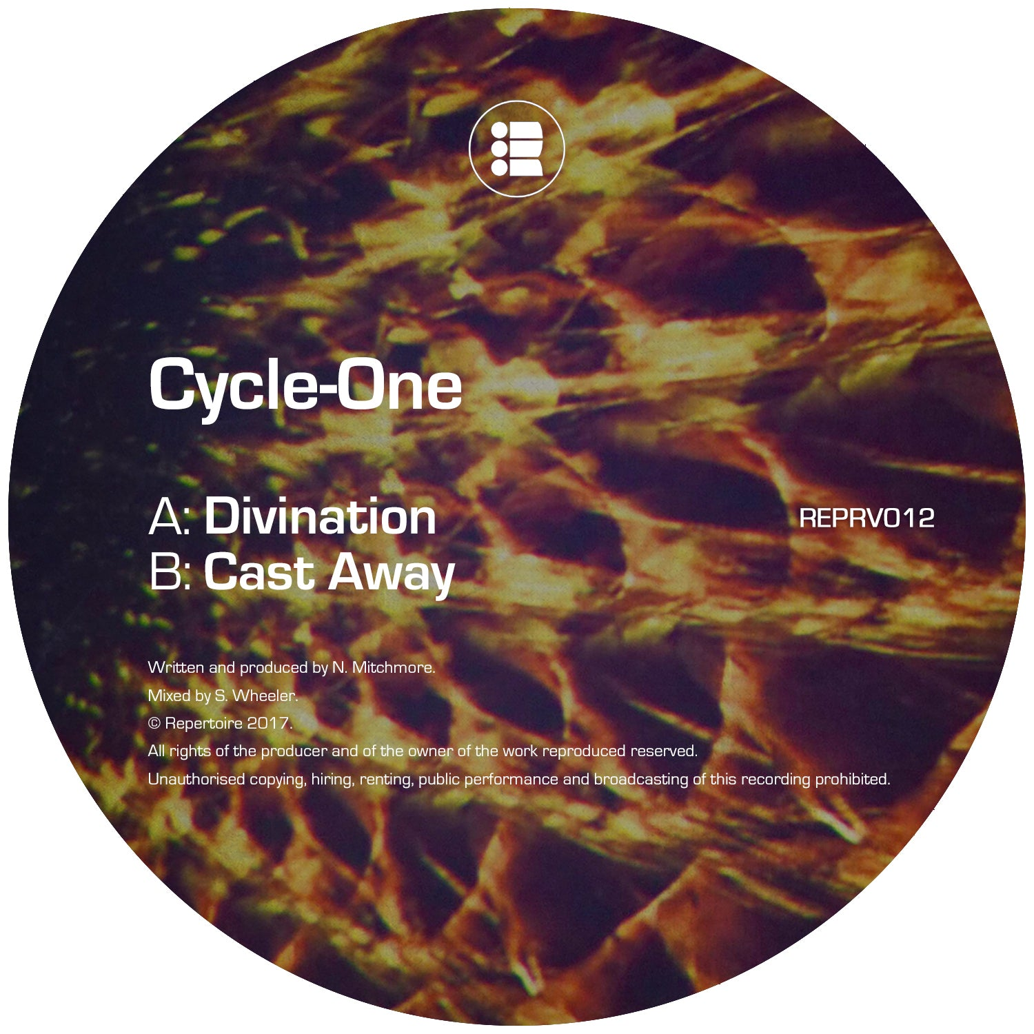Cycle-One - Divination / Cast Away