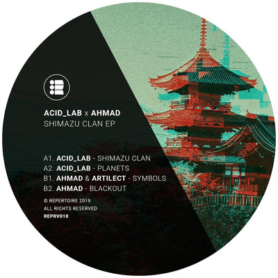 Acid_Lab x Ahmad - Shimazu Clan EP