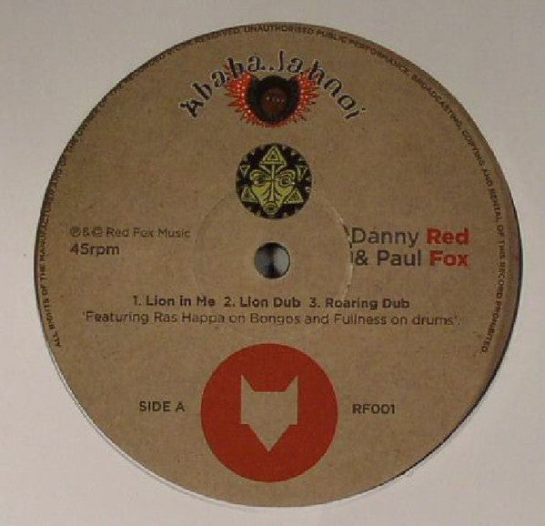 Danny Red and Paul Fox - Lion In Me