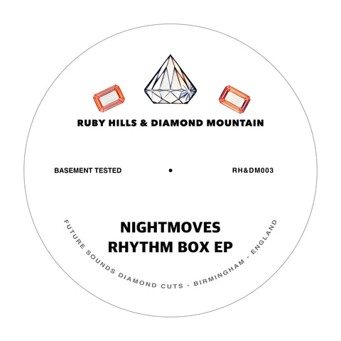 Nightmoves - Rhythm Box EP