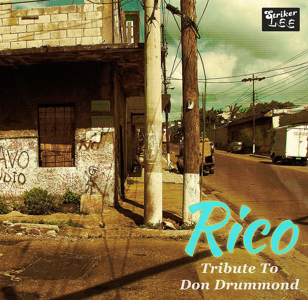 Rico Rodriguez - Tribute To Don Drummond , Vinyl - Striker Lee, Unearthed Sounds