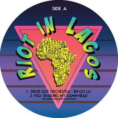 Various Artists - Riot In Lagos , Vinyl - Black Riot, Unearthed Sounds