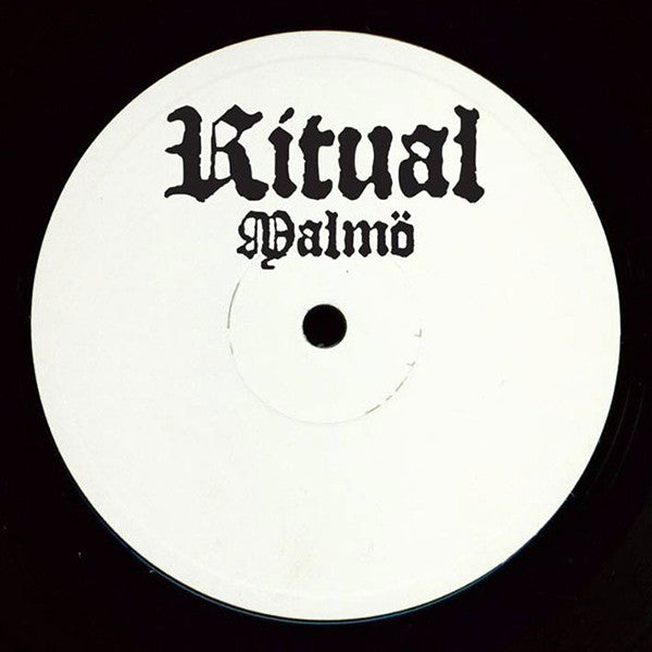 "Ritual Malmö - Ritual Malmö [Handstamped 12""] - Unearthed Sounds"