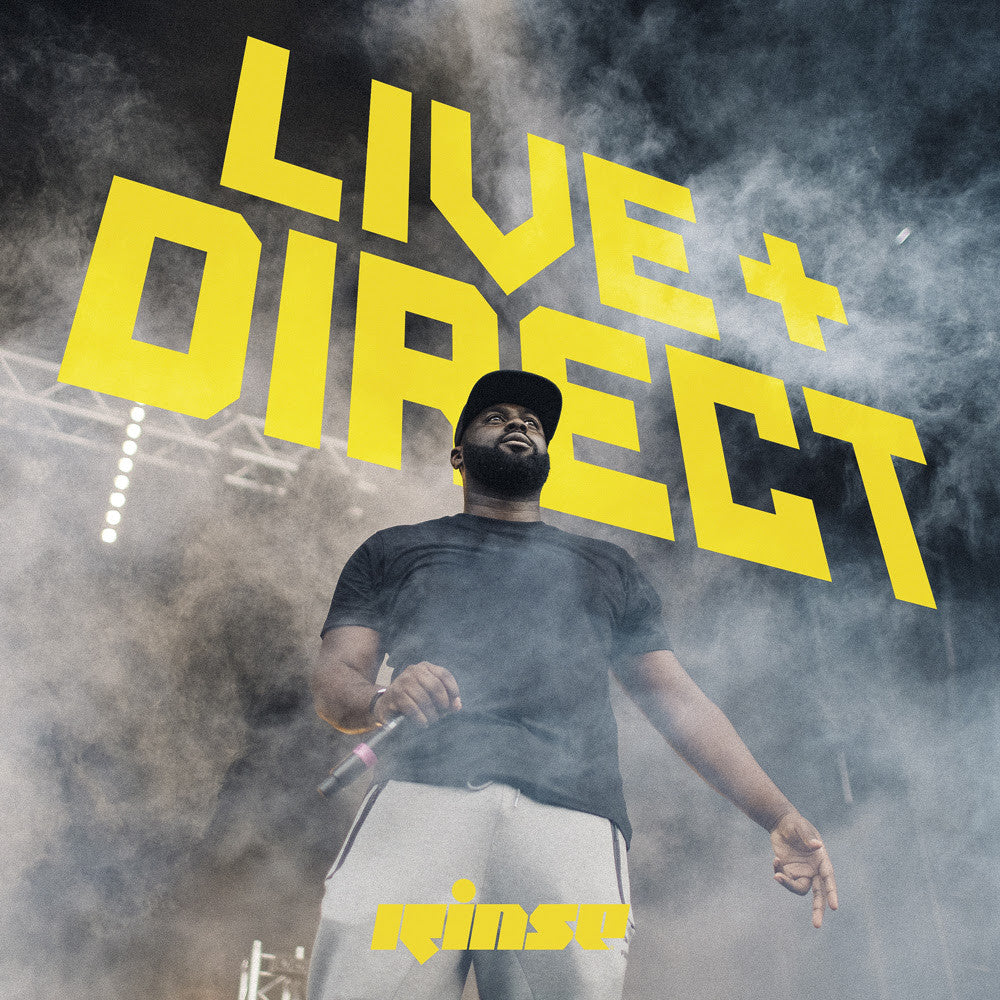 P Money - Live and Direct [CD Edition] , CD - Rinse, Unearthed Sounds
